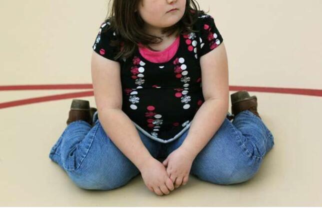 研究显示:因肥胖遭受嘲笑的青少年肥胖风险更高