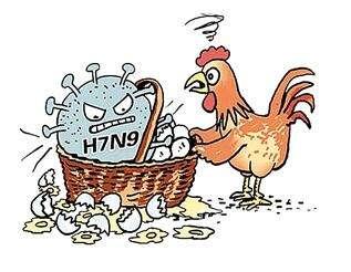 内蒙古首例H7N9病例确诊