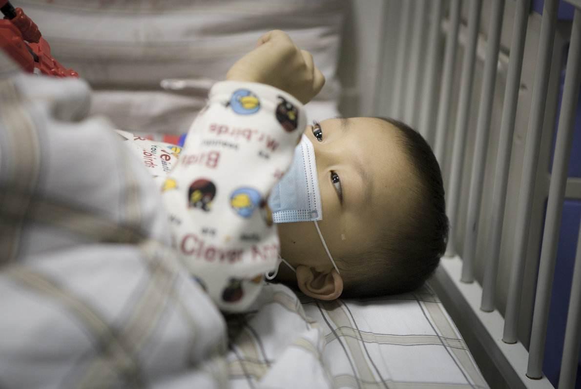安徽城乡白血病患儿定点治疗医保可报90%