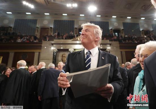 特朗普宣布美国退出巴黎气候协定 欲重新谈判