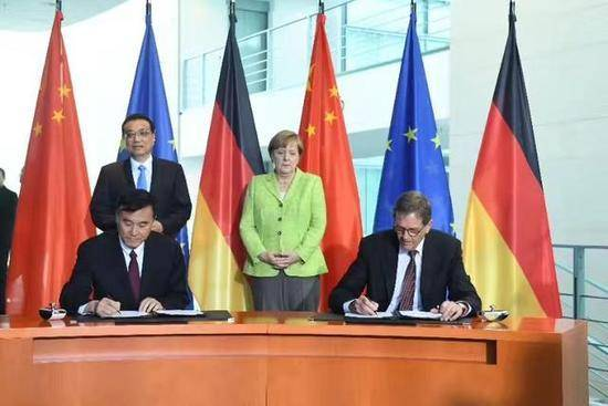 江淮与大众签署合资企业协议 共同生产新能源汽车