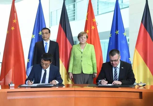 博世与百度签署战略合作框架协议 推进智能交通发展