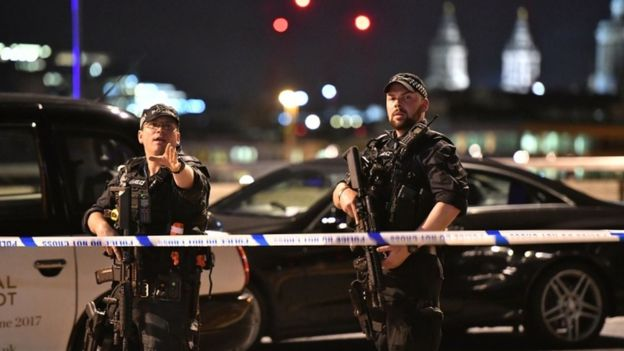 社评:伦敦恐袭再次凸显人类反恐的薄弱