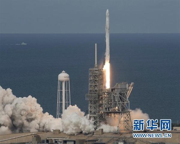 中国独立设计实验首次飞向国际空间站