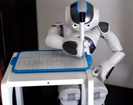 颤抖吧 高三党!机器人将参加今年数学高考