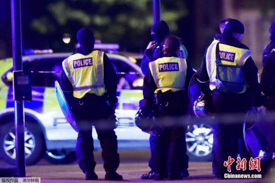 伦敦恐袭案伤者上升至30多人 被送往5所医院