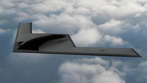 至少要装备165架!美军为何青睐B21战略轰炸机