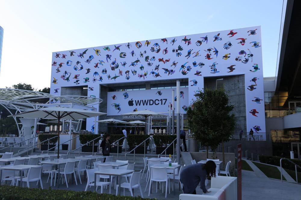 WWDC探营:街道已封闭 硬件发布是看点