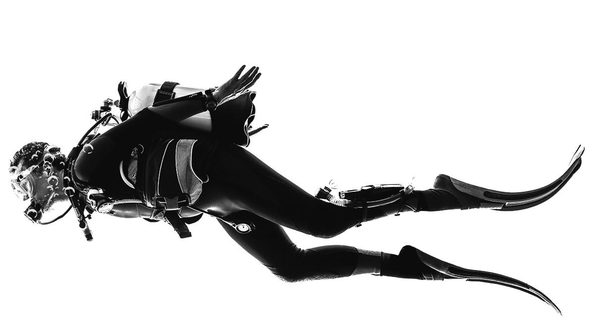 逛海底博物馆 得会潜水