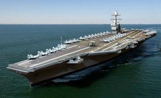 俄建议中俄联合对抗美国航母