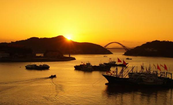 农夫渔夫宁波之旅——把思绪都抛在宁波的波涛里