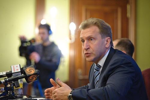 俄副总理:俄不觉得中国占支配地位 两国平等互惠