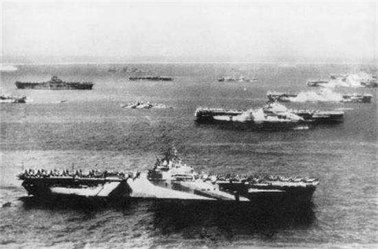 想搞航母大战?美学者炒作中国研究中途岛海战