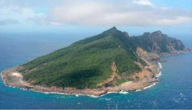"""日本议员妄求对钓鱼岛单独天气预报以示""""主权"""""""