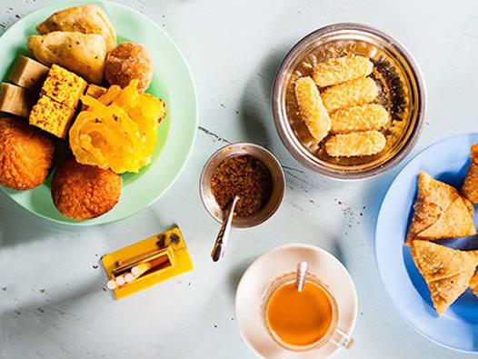 一带一路沿线国家美食之缅甸十大美食小吃