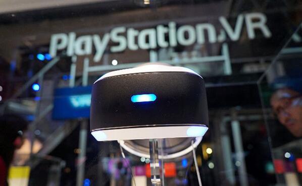 日媒:索尼PSVR销量破百万 将攻略游戏外业务