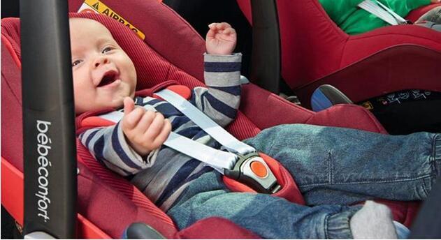 近一半车载儿童安全座椅被误用 法媒教您正确用法