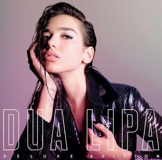 全新英伦流行小天后诞生!Dua Lipa首张专辑惊艳!