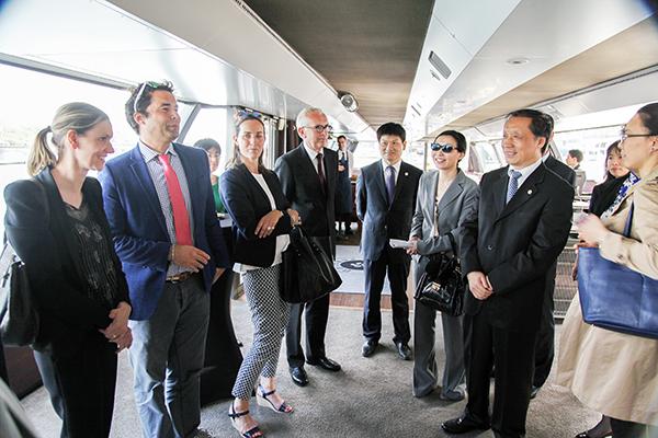 国家旅游局:李金早出席中法旅游交流会