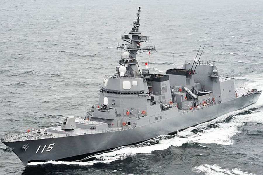 对付中国公务船?日本将新建两艘廉价护卫舰