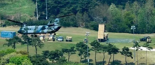 美萨德指挥官急赴星州视察 韩反对情绪持续升温