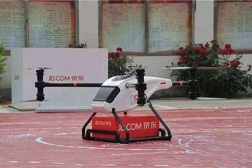 京东建首个无人机调度中心 开始常态化运营