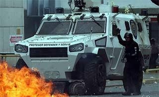 中国国产装甲车南美洲崭露头角