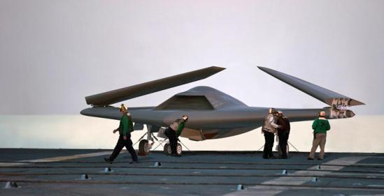 避开东风21D?俄媒称美军研无人加油机拯救航母