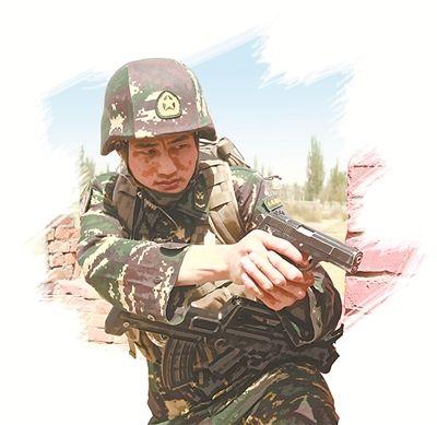 巴基斯坦裁判为何对中国特种兵竖起大拇指?