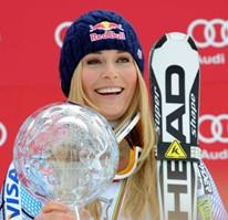 女子比赛无对手 滑雪名将申请战男子世界杯