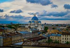 俄罗斯欧洲之窗圣彼得堡 历史与文化之城