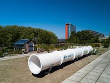 荷兰代尔夫特理工大学建欧洲首条超级高铁测试轨道