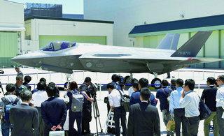 日本为何花高价自制F35?其实老谋深算