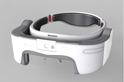 全球首款安卓混合现实智能眼镜将亮相CES ASIA