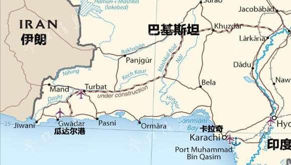 美宣称中国或在巴建军事基地  中方:纯属臆测