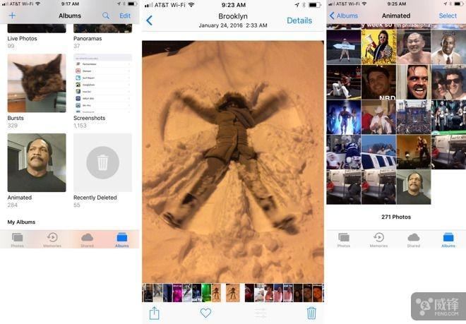 我们可以开心的斗图了!iOS 11终于原生支持GIF