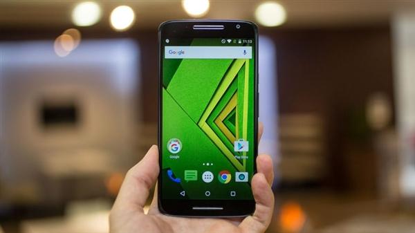 外媒:官方称Moto X Play将获Android N更新