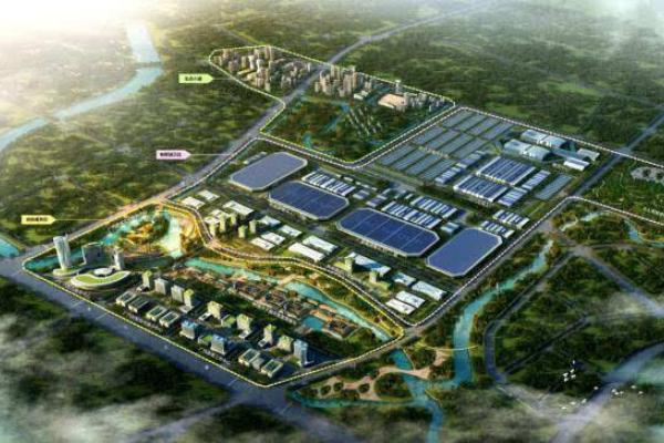 广汽集团加快新能源汽车布局 450亿建产业园