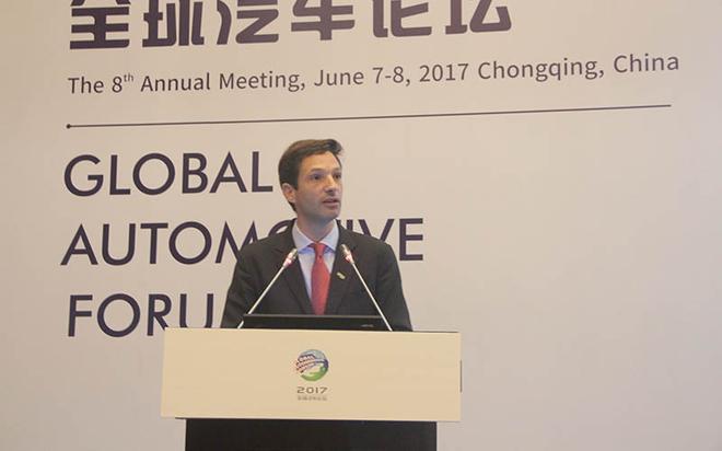 毕诺:全球汽车行业需要依赖中国创新