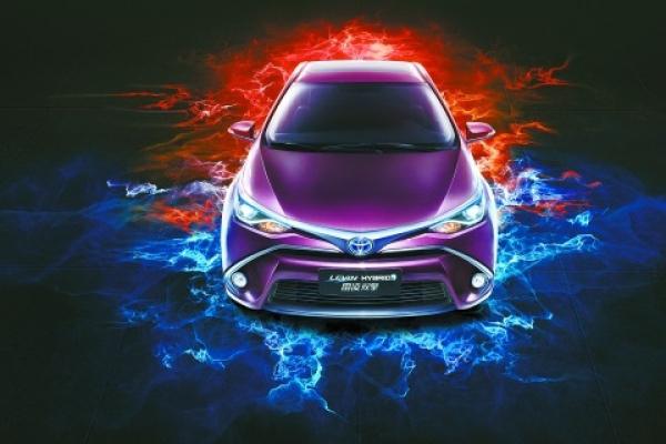 """车企热衷新能源 共享汽车有的""""玩"""""""