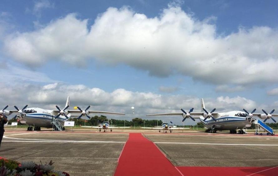 缅甸一架运8军机失联 法媒称飞机碎片已找到