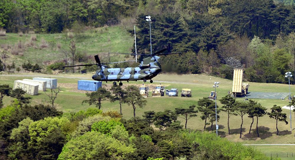 韩或暂搁置萨德部署 驻韩美军担忧称或放坏了