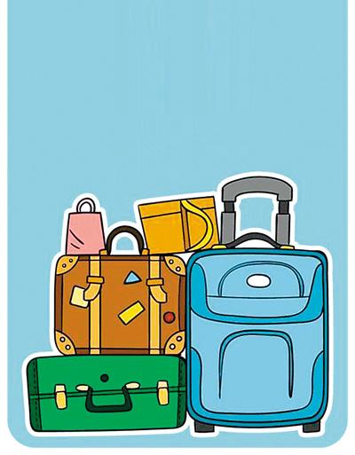留学生的行李清单 过来人为您支招