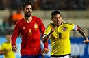 热身-莫拉塔进球J罗助攻法尔考 西班牙2-2哥伦比亚