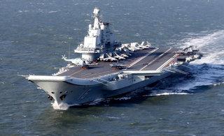 中国海军辽宁舰最近都在忙些什么?