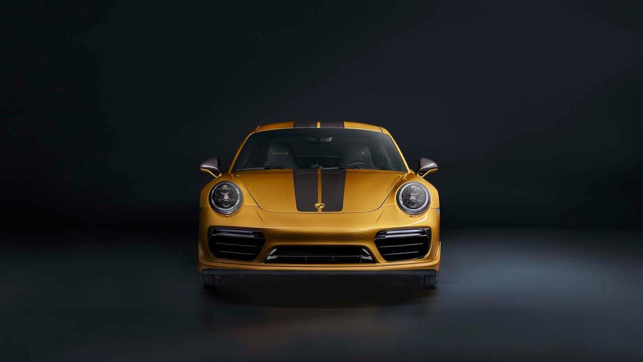 保时捷推出911 Turbo S限量版 起价约335.8万元