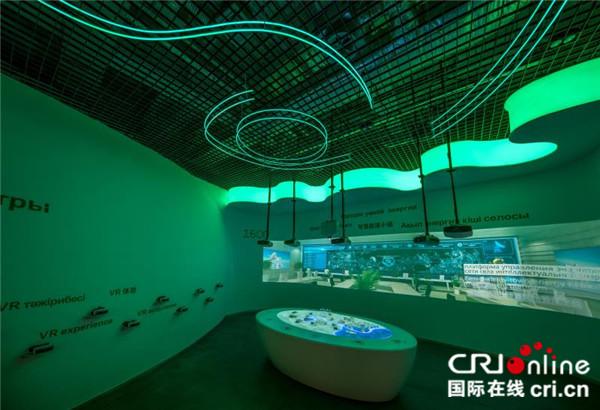 阿斯塔纳世博会即将开幕 中国馆成为参展国标杆
