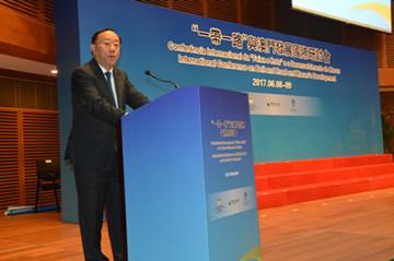 """王炳南:商务部将积极支持澳门 多方参与""""一带一路""""建设"""