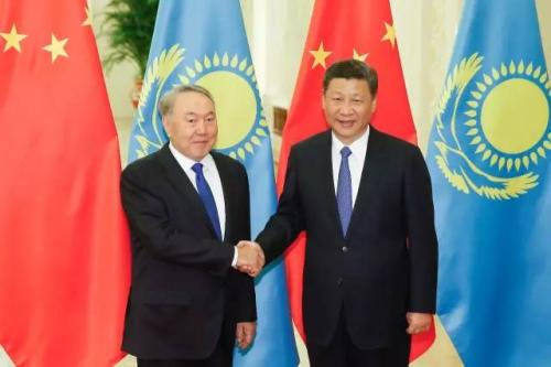 习近平为何三访哈萨克斯坦?