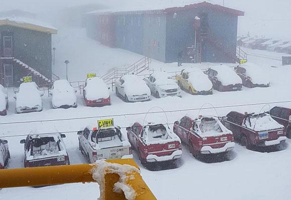 智利北部降雪 全球最大铜矿暂停运作